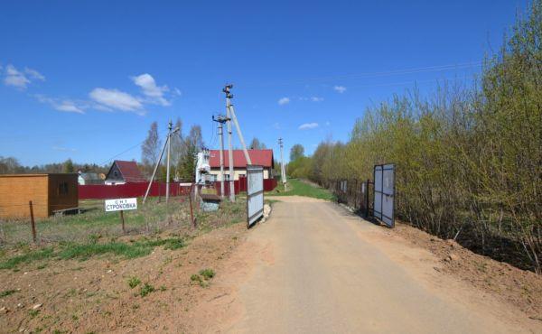 Дачный участок 9 соток в СНТ Строковка(10 км от Волоколамска)